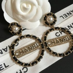 Chanel Hoops